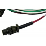 Intercomp replacement cables - red